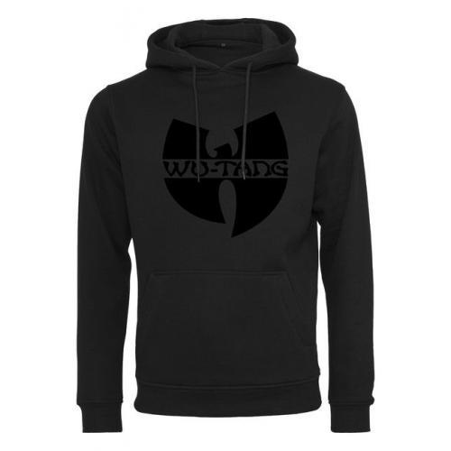 Wu-Wear Wu-Wear Black Logo Hoody black
