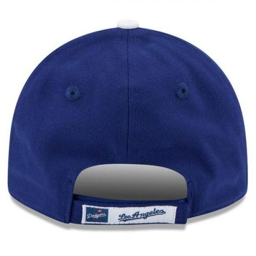 New Era 9Forty MLB League LA Dodgers Royal White