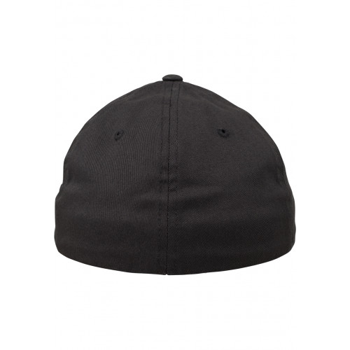 Urban Classics Flexfit Cotton Twill Dad Cap Black