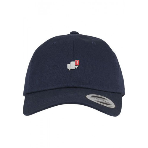 Mr. Tee Message Dad Cap navy