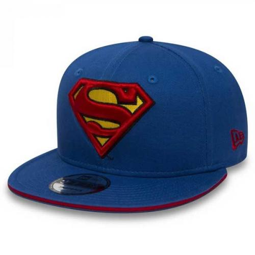 Kids New Era 9Fifty Youth Warner Bros Classic Superman Snapback