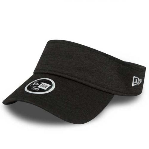 New Era 9Forty Womens Sport Visor Jers Black