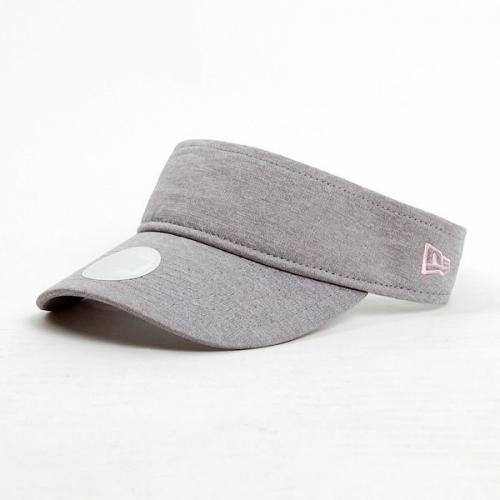 New Era 9Forty Womens Sport Visor Jers Grey