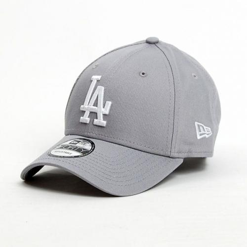 New Era 9Forty MLB Reverse team LA Dodgers Grey