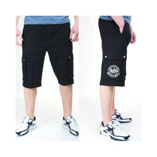HOODBOYZ BASIC FLEECE SHORT