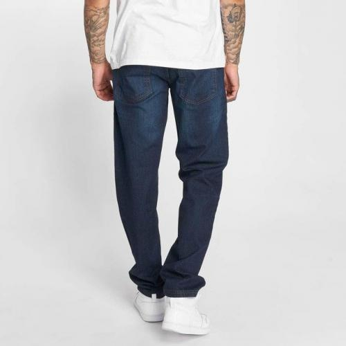 Thug Life / Carrot Fit Jeans B . Denim in blue