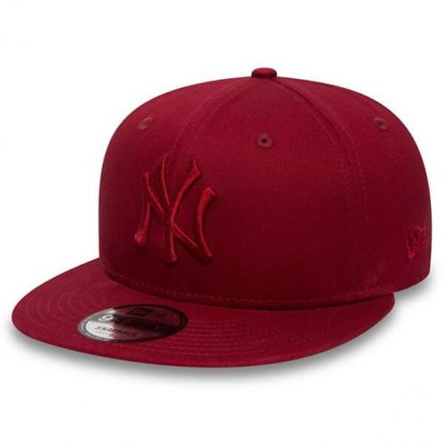 New Era 9Fifty MLB League Esential NY Yankees Red