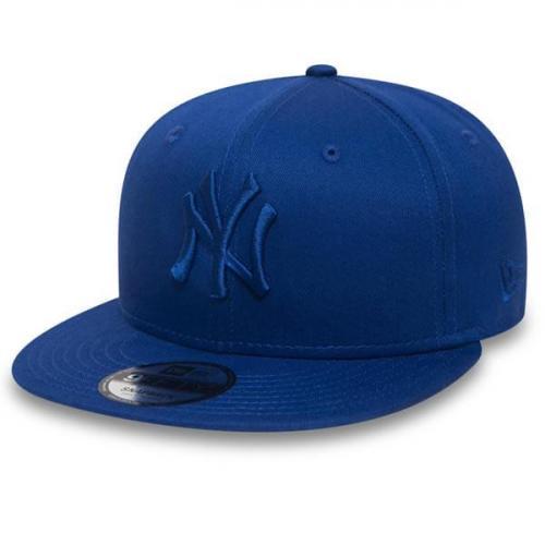 New Era 9Fifty MLB League Esential NY Yankees Royal Blue