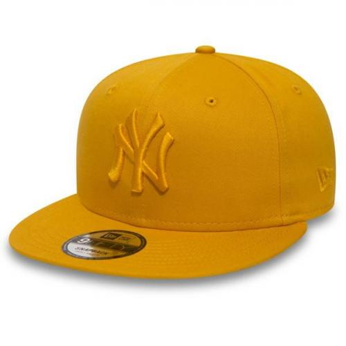 New Era 9Fifty MLB League Esential NY Yankees Yellow