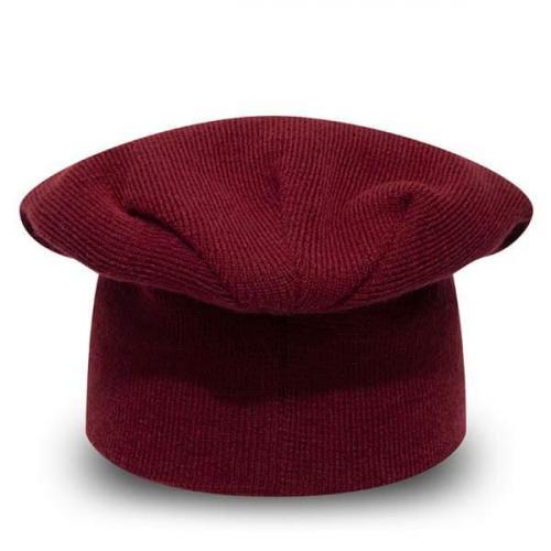 New Era MLB Esential Long Cuff NE Knit Cardinal Red