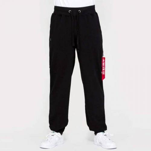 Alpha Industries X-Fit Slim Cargo Pant Black