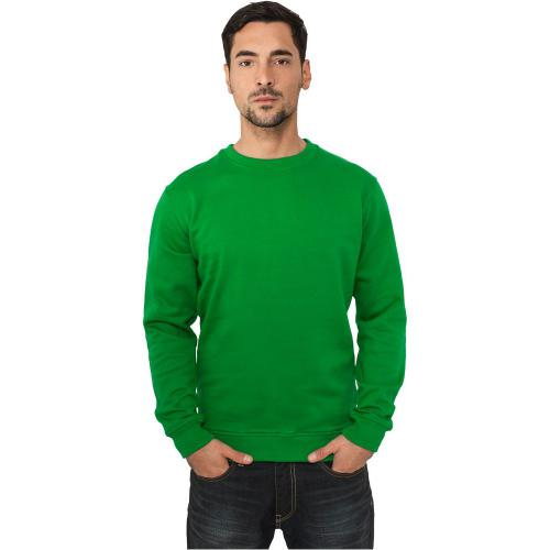 Urban Classics Crewneck Sweater Green