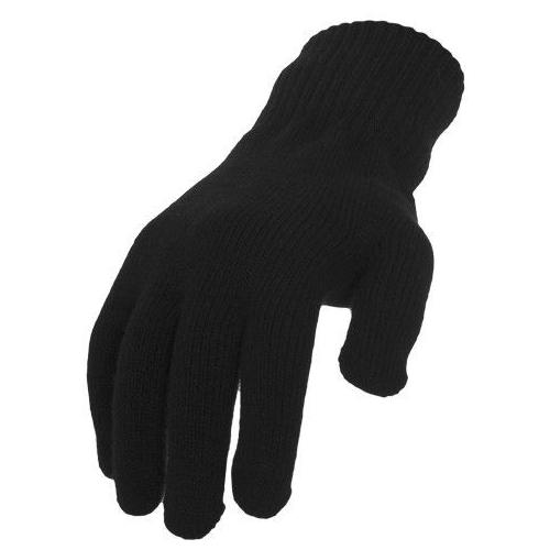 Urban Classics Knitted Gloves Blk