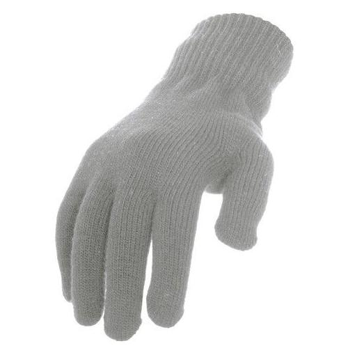 Urban Classics Knitted Gloves Grey