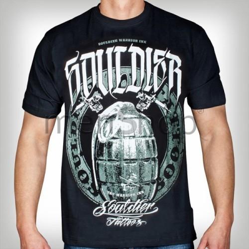 Souldier tričko