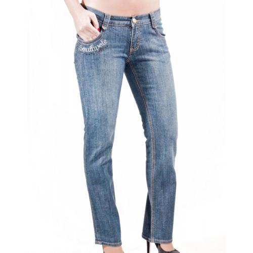 Southpole jeansy - stretch