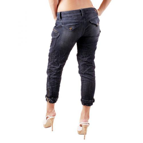 Baby Phat 3/4 jeansy