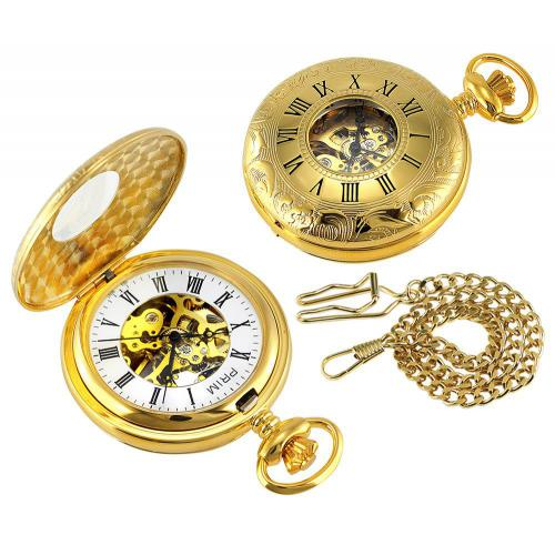PRIM Pocket Watch Gold