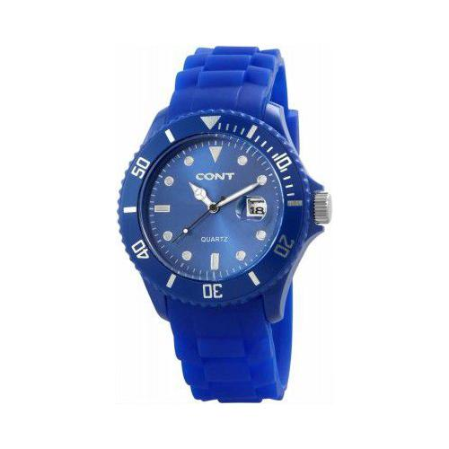 Iced Out Bling Designer Silicon Watch - CONT royal