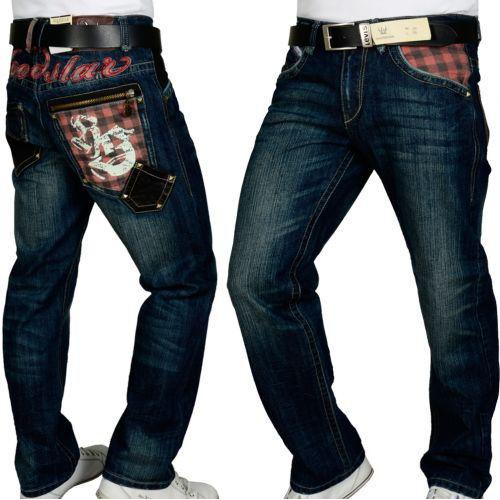 Hood Star jeansy