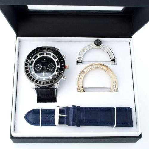 Iced Out Watch Set Box - BIG BLING I