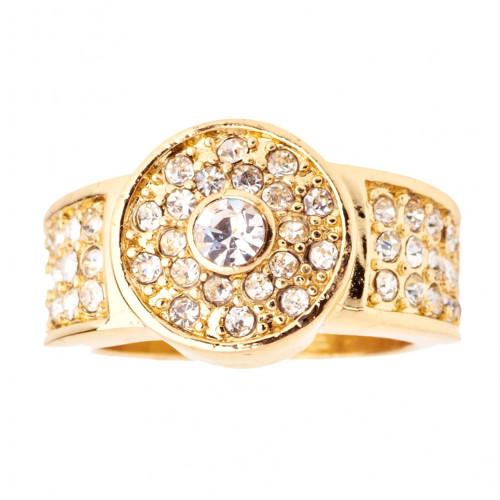 Iced Out prsteň