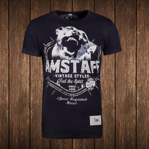 Amstaff tričko