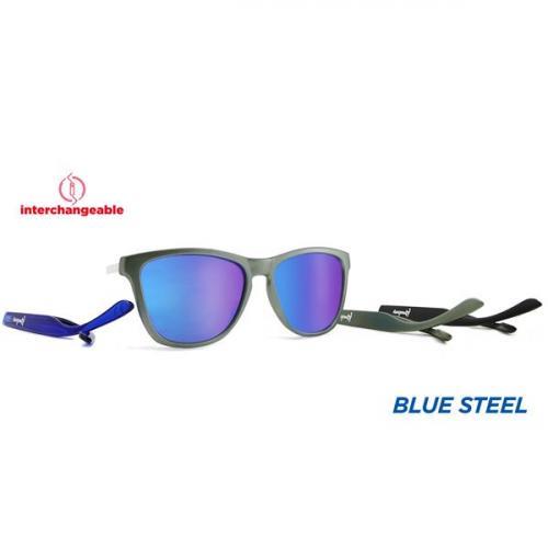 Kameleonz Blue Steel Triple Set Sunglasses