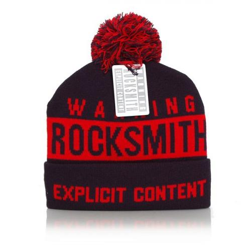 Rocksmith Explicit POM Navy Red