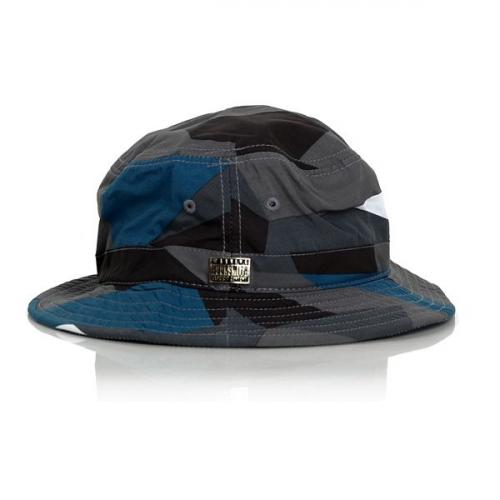 Rocksmith Geometry Bucket Hat Black