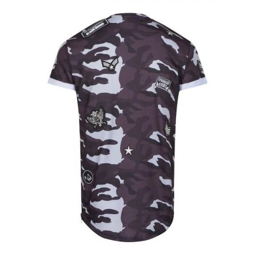 The New Designers Sperone Tee Camo Grey