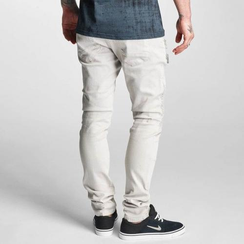 2Y Savage Slim Fit Jeans Grey
