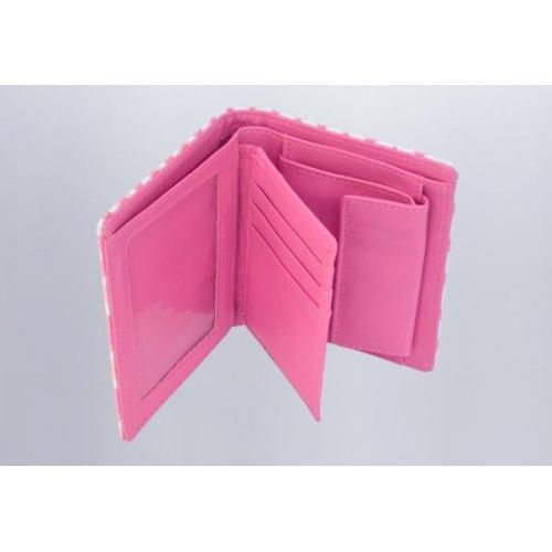 Woox penaženka Wallvajen pink