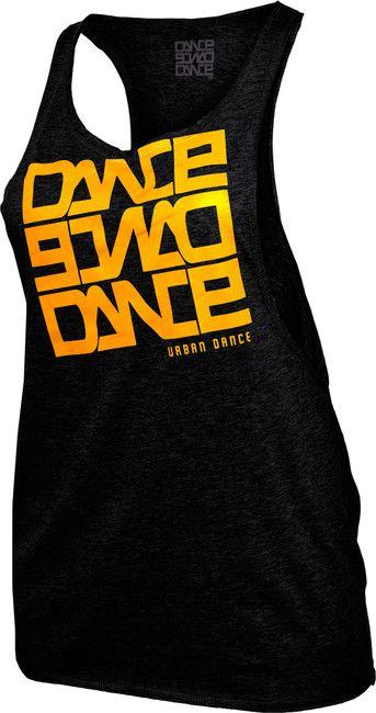 Urban Dance Dance Tanktop black - XS
