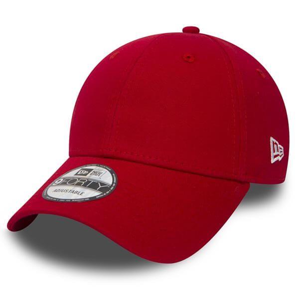 New Era 9Forty Flag Cap Red - Uni