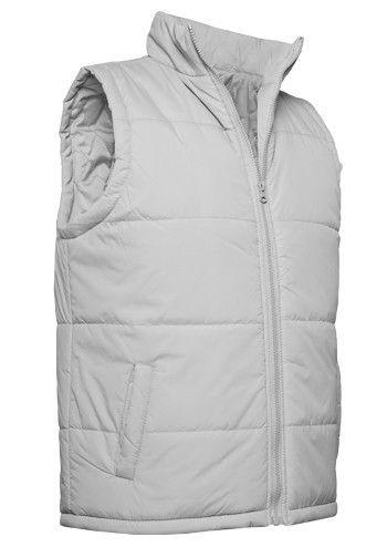Urban Classics Basic Light Vest Grey - S / sivá
