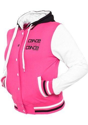Urban Classics College Dance Pink/wht - S / ružovo-biela