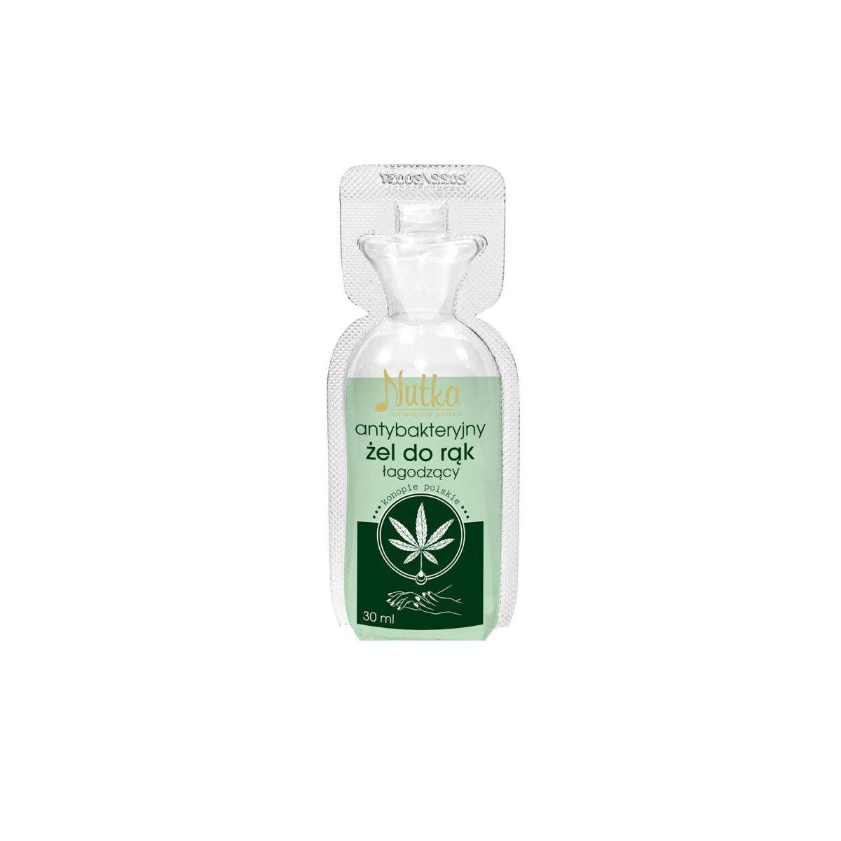 Antibakteriálny gél na ruky 30 ml