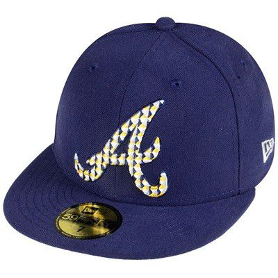 New Era Cap 1485 Blue - 7 1/2