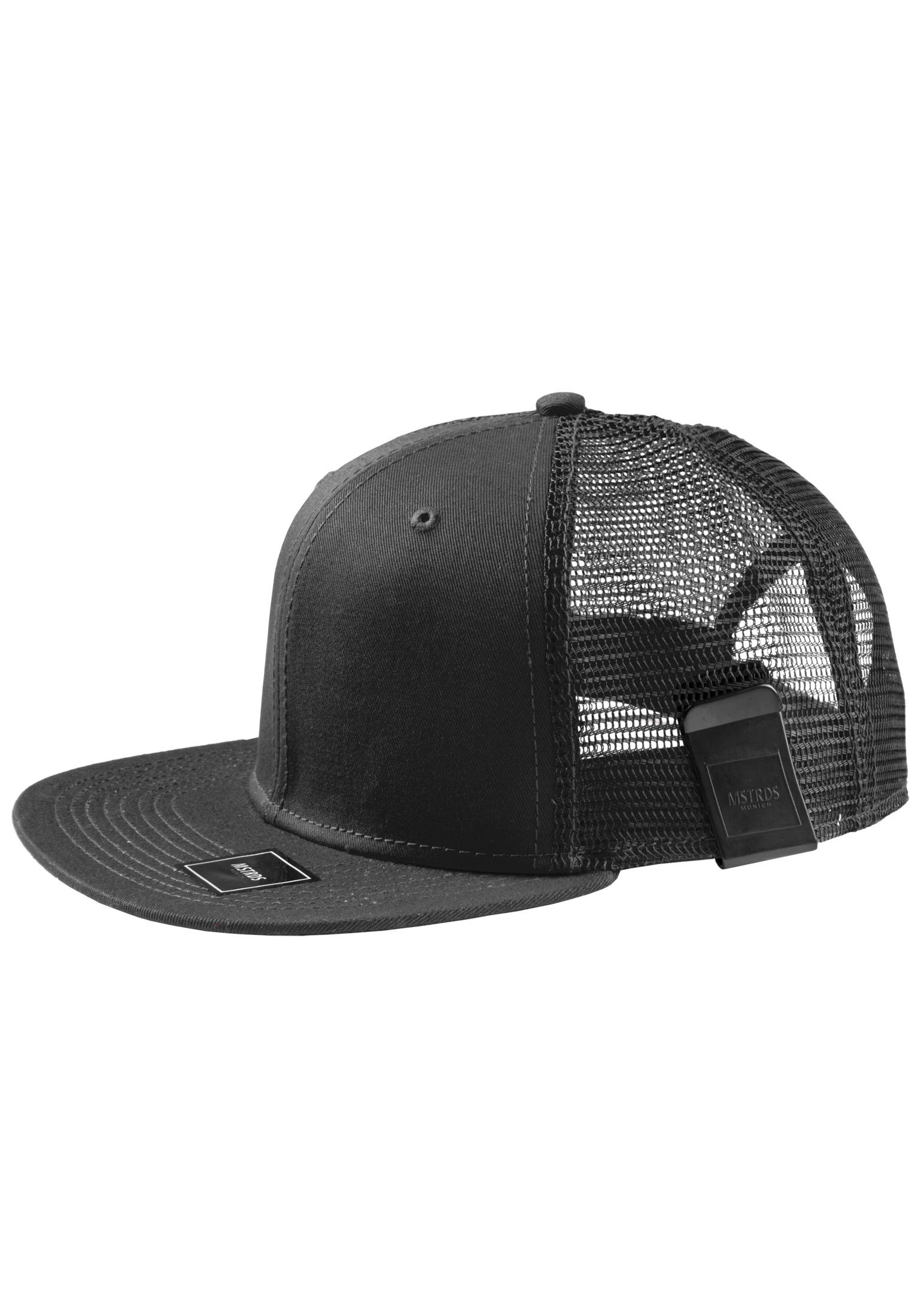 Master Dis MoneyClip Trucker Snapback Cap black - One Size