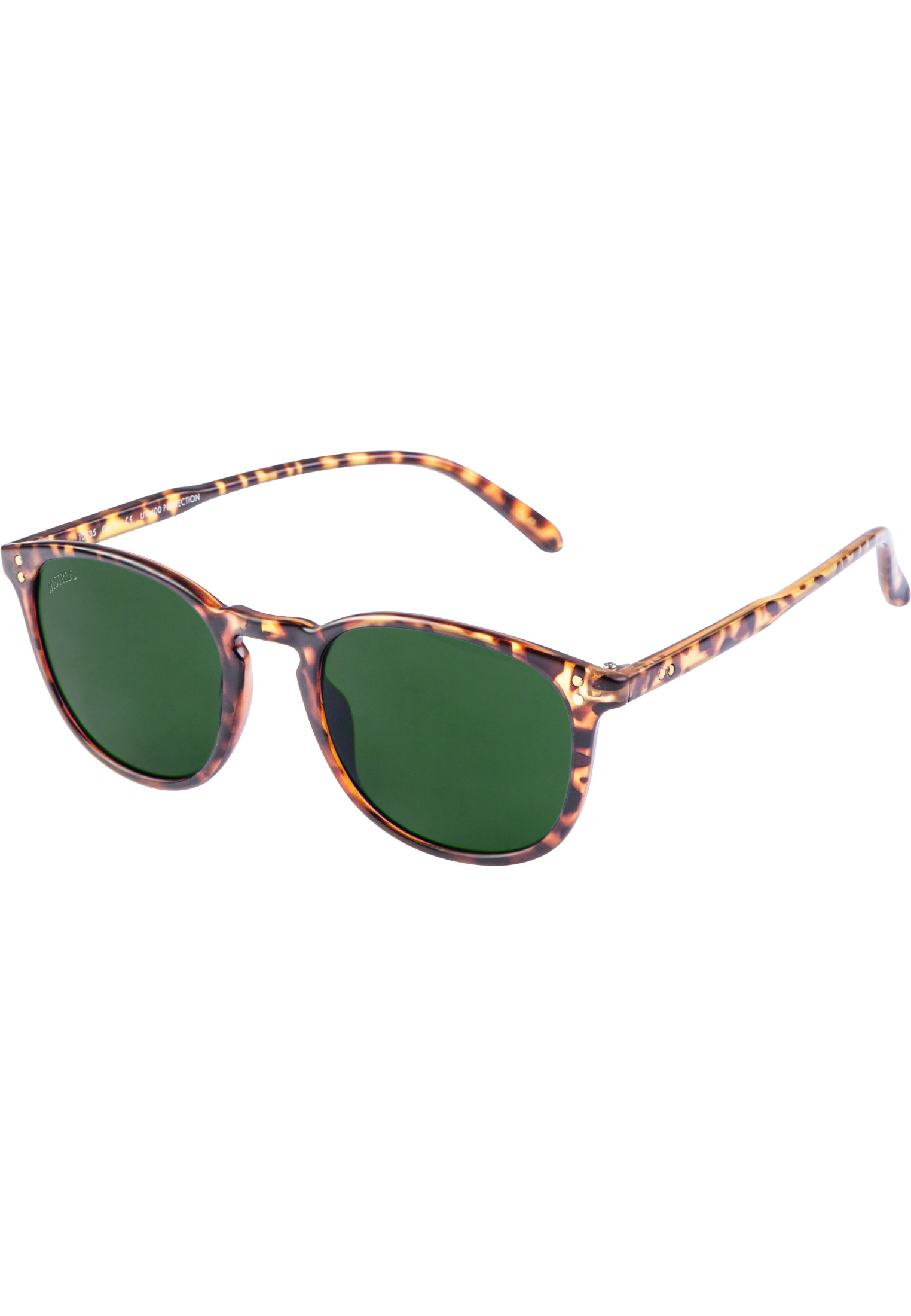 Master Dis Sunglasses Arthur havanna/green - One Size