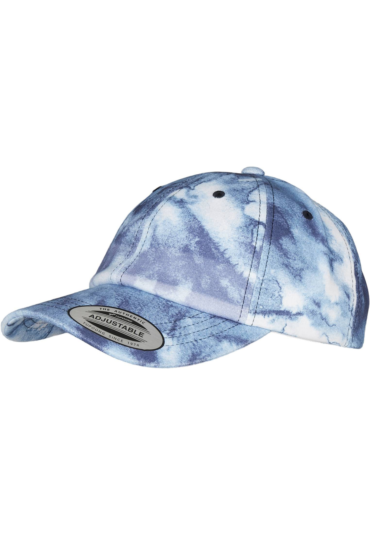 Urban Classics Low Profile Batic Dye Cap navy 6 - One Size