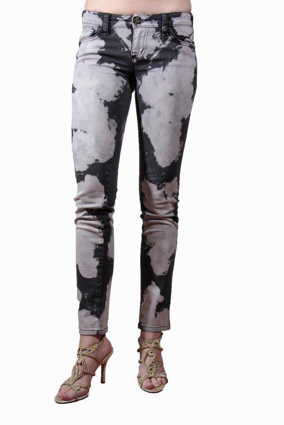 Baby Phat Jeans 4477 - 0 / čierno-šedá