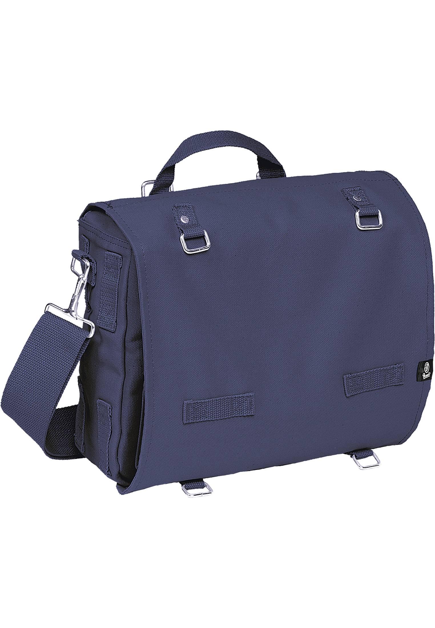 Urban Classics Brandit Big Military Bag navy - One Size