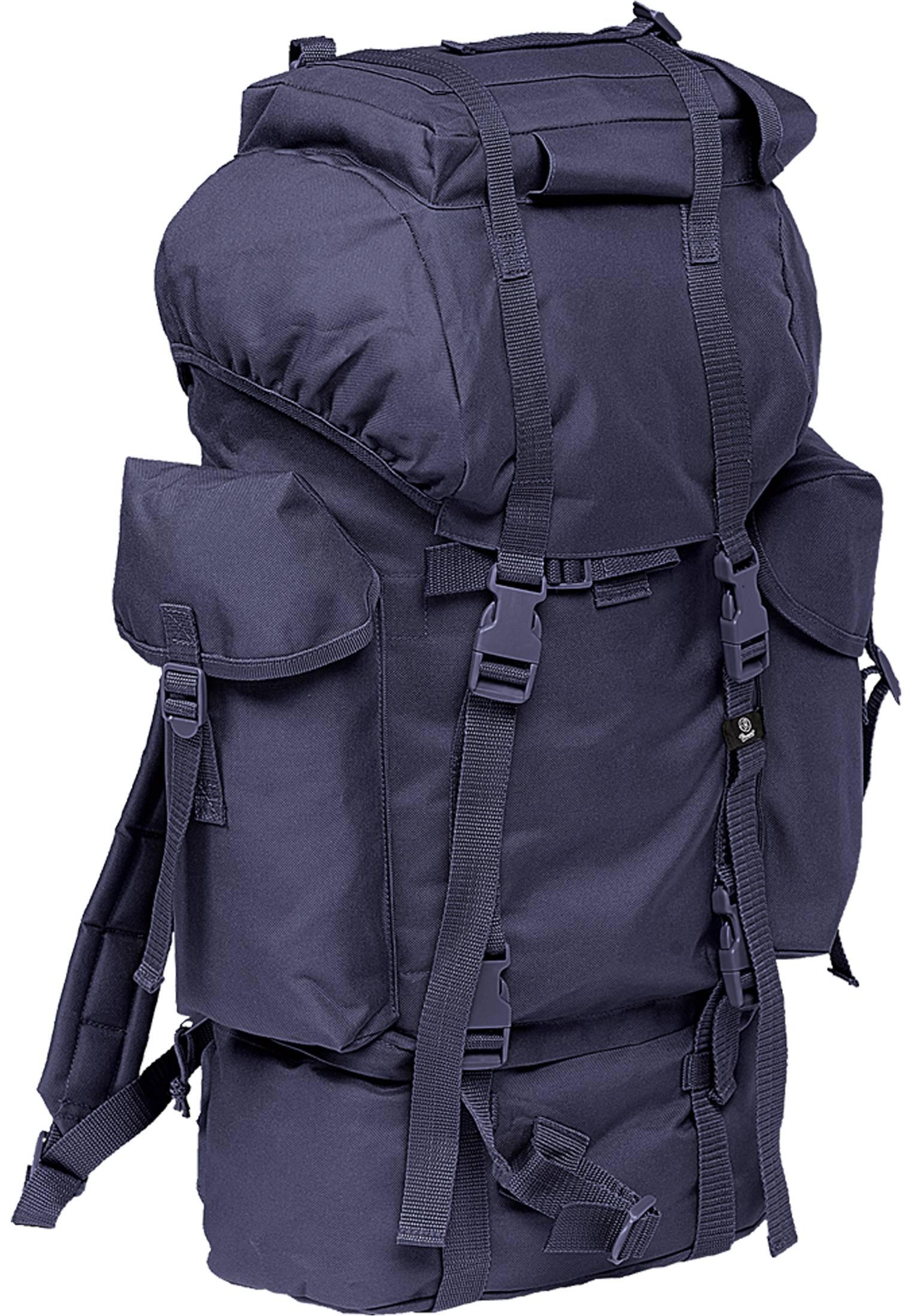 Urban Classics Brandit Nylon Military Backpack navy - One Size