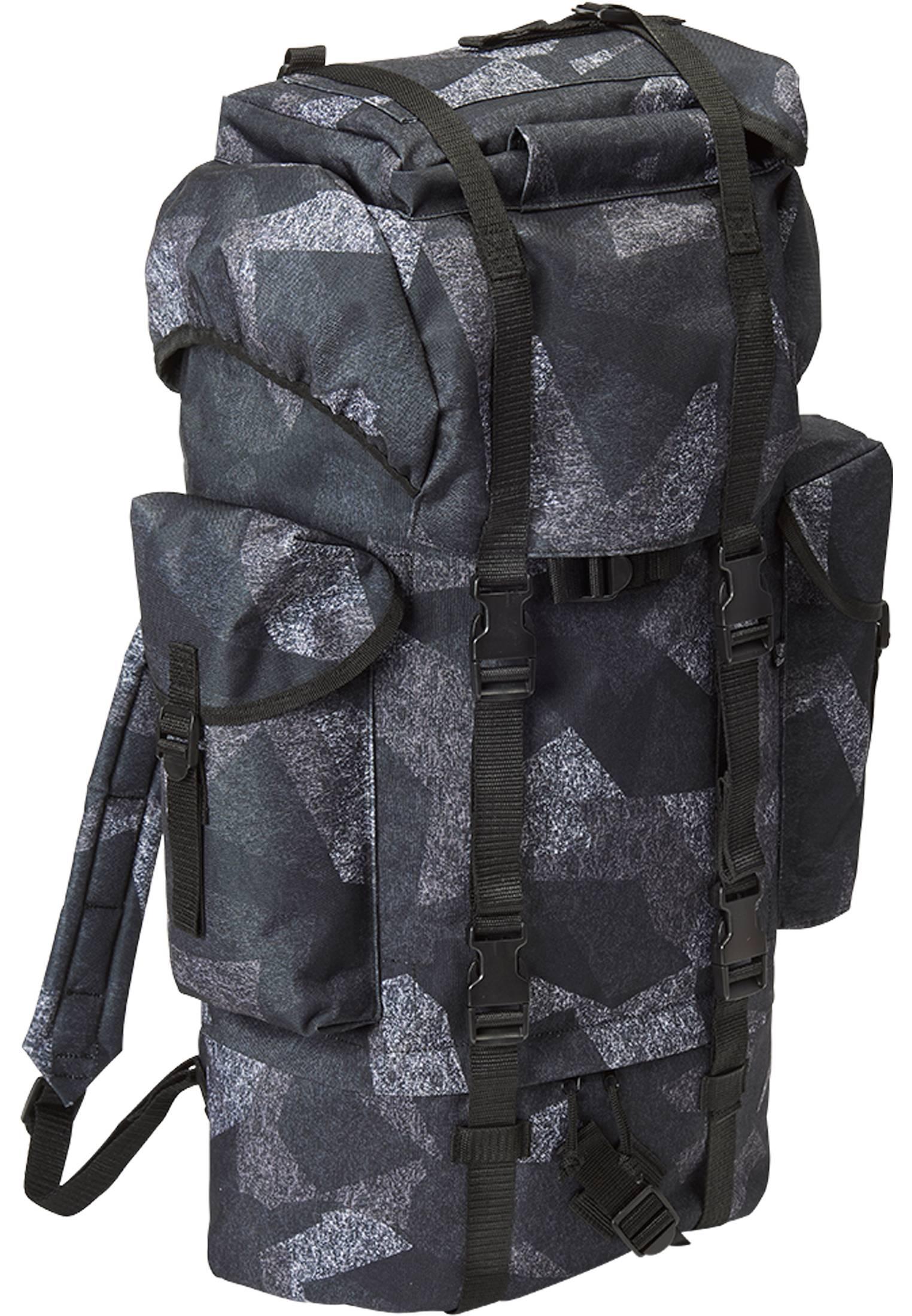 Urban Classics Brandit Military Backpack digital night camo - One Size