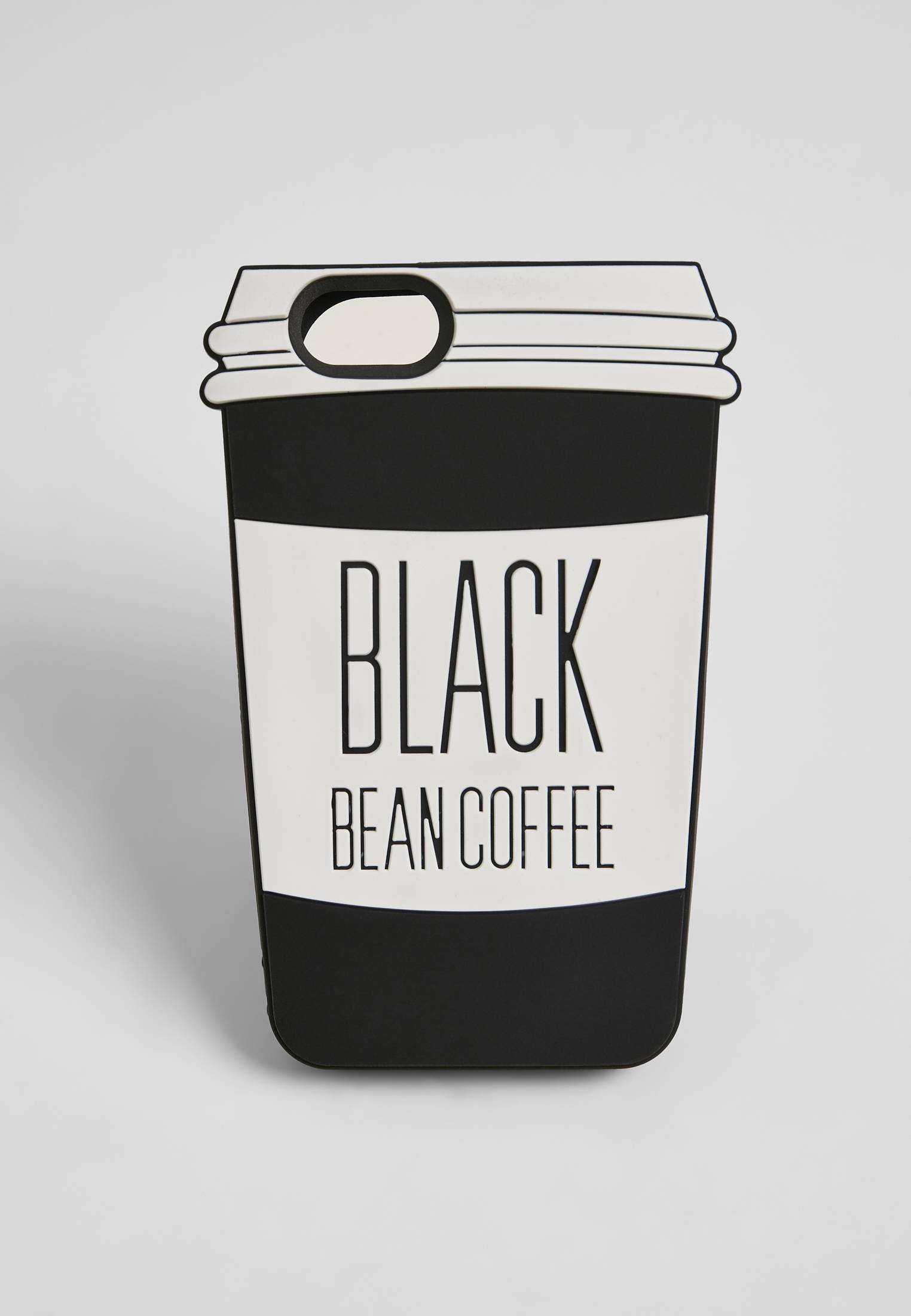 Phonecase Coffe Cup iPhone 7/8, SE black/white - One Size