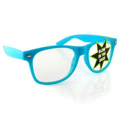 Iced Out Sunglasses 1557Stur - Uni / modrá