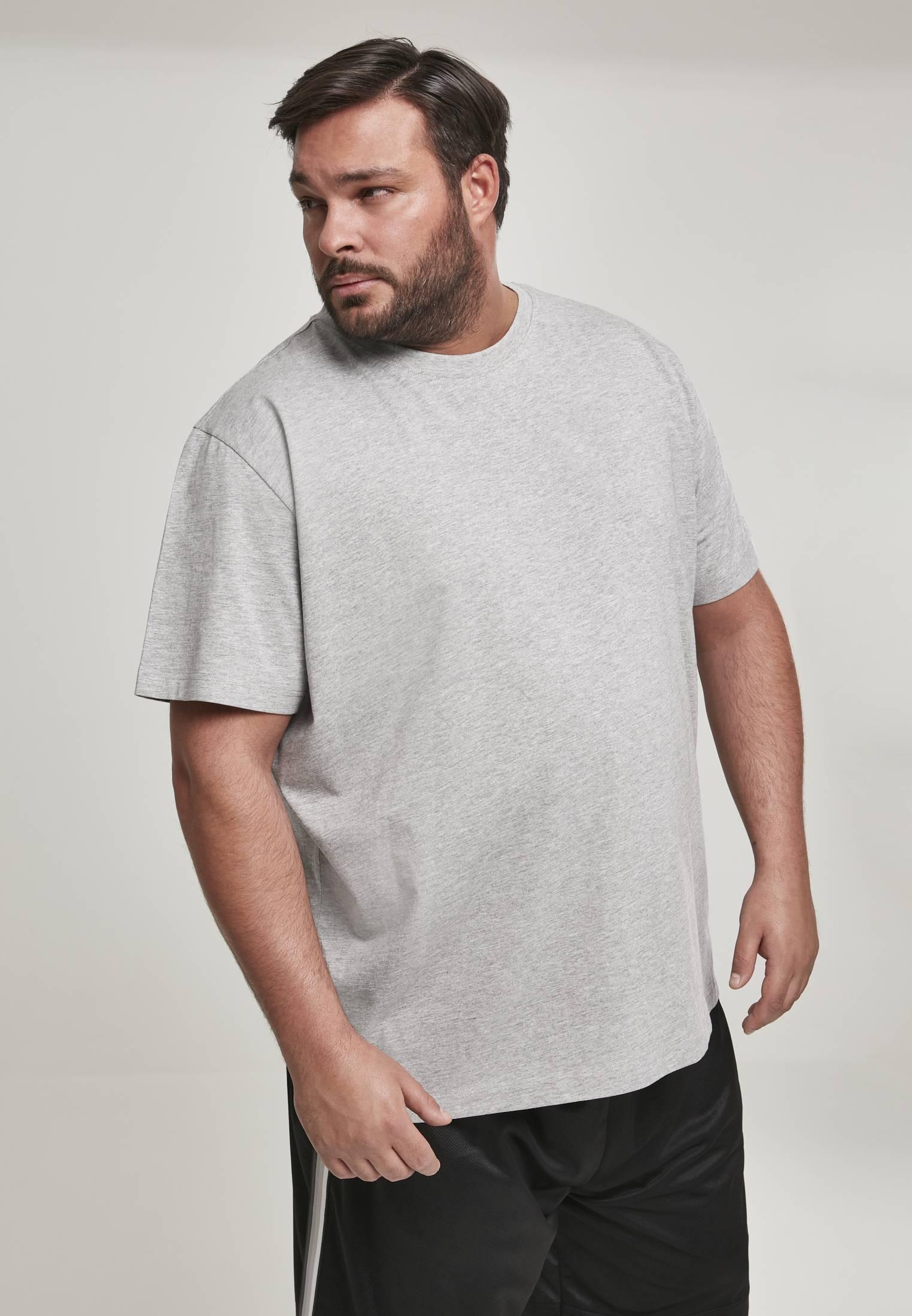 Urban Classics Basic Tee grey - S