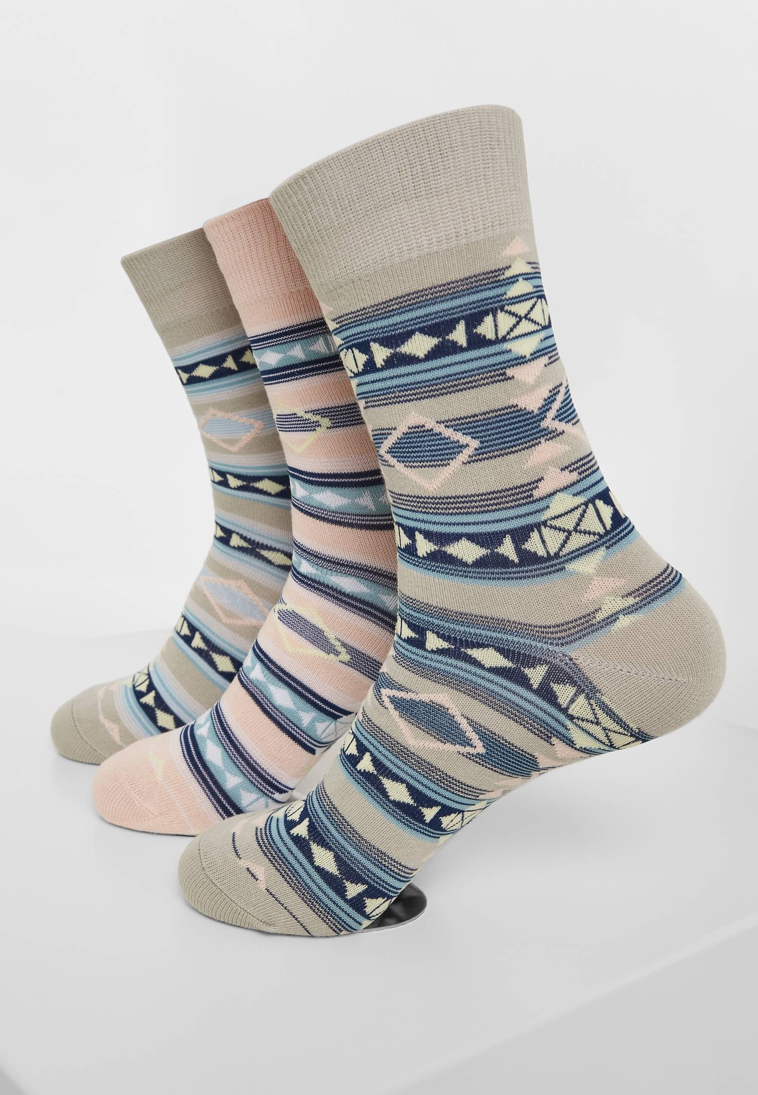 Inka Socks 3-Pack multicolor - 39-42